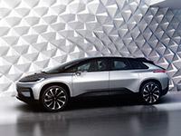 Faraday Future presenta el vehículo eléctrico más potente del mercado