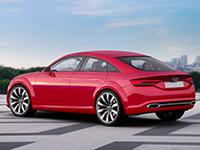 Audi podría lanzar un A3 coupé de cuatro puertas