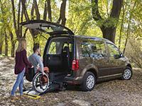 Los vehículos adaptados en el renting