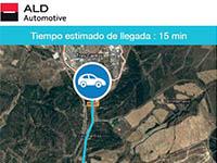 Nuevo servicio de información online de asistencia en carretera