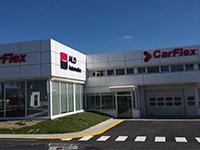Nuevo centro del automovil de ALD Automotive en Leganés