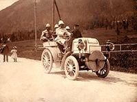 ¿Sabías que…? ¿Cuál era la velocidad máxima de los primeros coches?