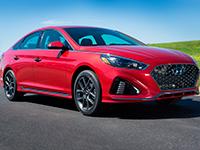 Hyundai actualiza el Sonata, su berlina de referencia