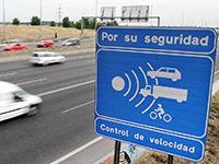 España, segundo país de Europa con más radares por kilómetro