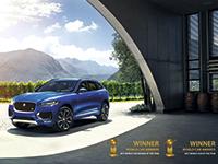 Jaguar F-Pace: Coche del Año en el Mundo 2017