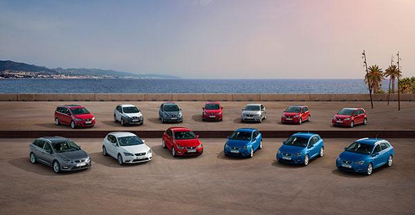 SEAT mejora sus ventas: 200.000 unidades en lo que va de año