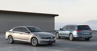 Volkswagen presenta la nueva versión de su Passat