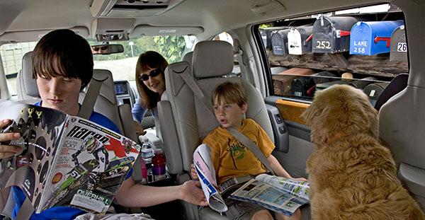Especial Verano: Cómo mejorar la vida en el vehículo
