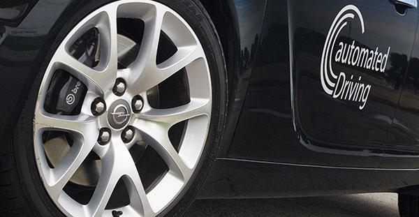 Así es la conducción autónoma según Opel