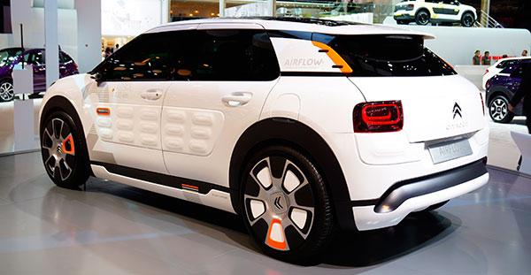 Citroën prepara su C4 Cactus más eficiente y ahorrador