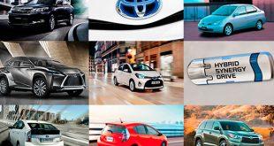 7 millones de híbridos: Toyota marca un nuevo hito sostenible