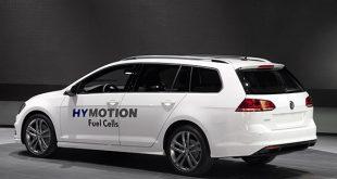 Volkswagen presenta dos nuevos modelos con pila de combustible de hidrógeno