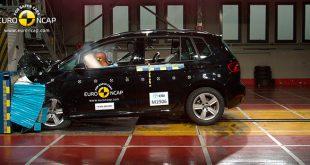 Euro NCAP elige los coches más seguros del año
