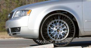 Michelín desarrolla su primer neumático sin aire para vehículos