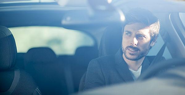 ¿Dónde nos fijamos cuando conducimos?