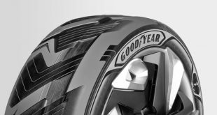 Goodyear desarrolla un neumático capaz de producir electricidad