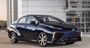 El Toyota Mirai tendrá un precio similar al Mondeo diésel en EE.UU.