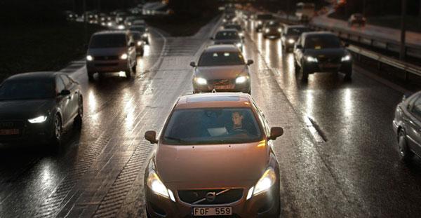 Volvo tendrá 100 coches autónomos en circulación en 2017