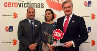 """La Fundación CEA gana el premio """"Ponle Freno"""" 2014"""