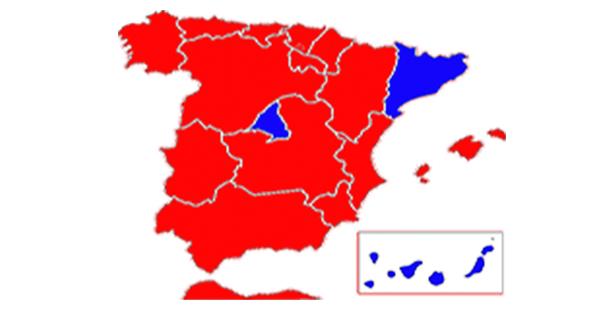 Madrid, Cataluña y Canarias, en el podium del renting