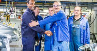 BMW crea un programa de integración para refugiados
