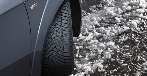 Los neumáticos de invierno aumentan su demanda en España