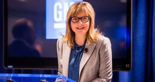 Mary Barra, presidente de GM