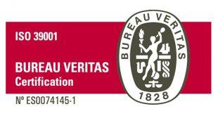 Certificación ISO 39001