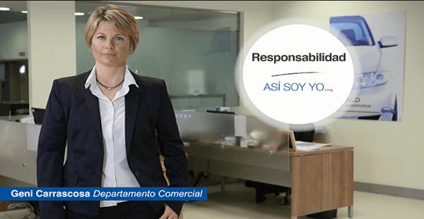 Valor responsabilidad en ALD