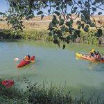Canal de Castilla_piraguismo