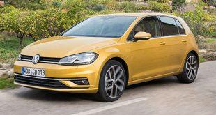 Volkswagen Golf TGI impulsado con gas