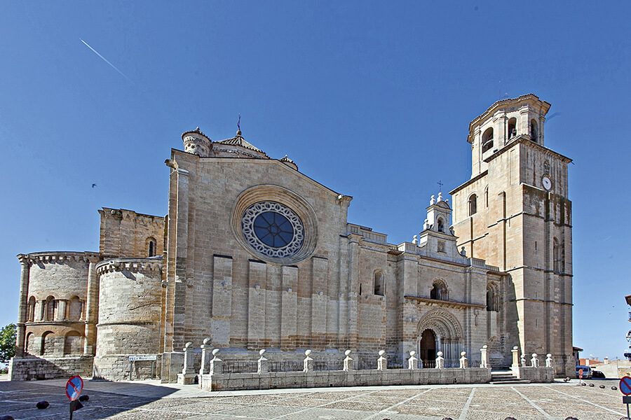 Colegiata de Santa María La Mayor, Toro (Zamora).
