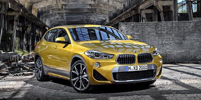 El BMW X2 recibe nuevos motores