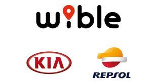 Repsol y Kia lanzan Wible