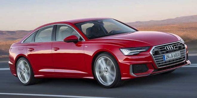 El nuevo Audi A6 tendrá cuatro ruedas directrices