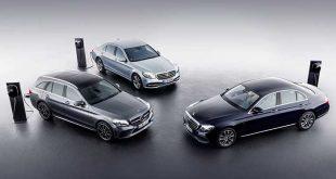Mercedes-Benz apuesta por el diésel en sus híbridos