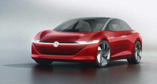 Volkswagen presenta su prototipo ID Vizzion