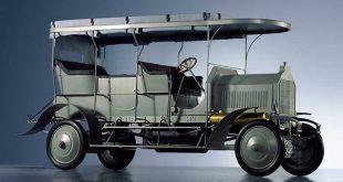 El Dernburg-Wagen, primer todoterreno de la historia