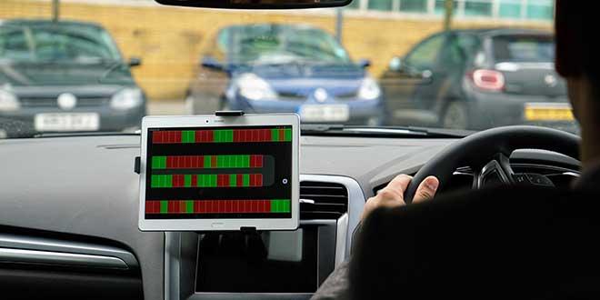Ford trabaja en un sistema de aparcamiento antiestrés