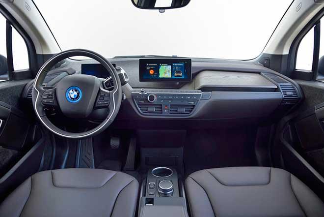 BMW i3s prestaciones