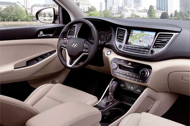 Tecnología Hyundai Tucson
