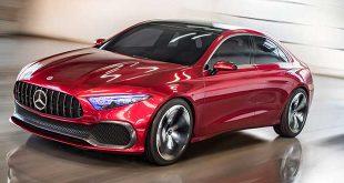 Mercedes podría presentar el Clase A Sedán en Pekín