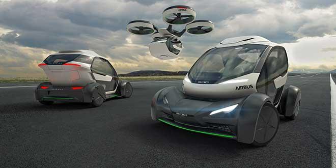 Un consorcio crea un coche eléctrico contra los atascos