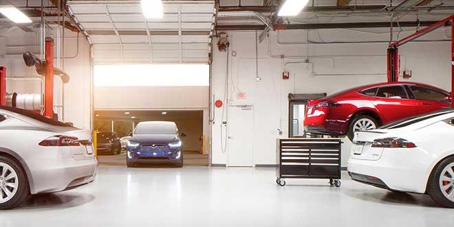 Tesla llama a revisión a 120.000 coches