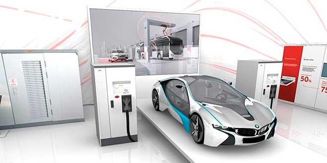 Una empresa suiza desarolla cargadores ultrarrápidos para vehículos eléctricos