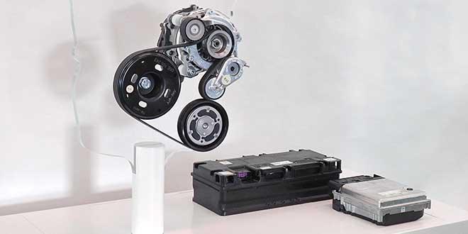 Volkswagen presenta un nuevo motor más eficiente