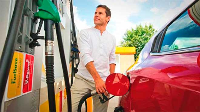 Vehículos con gasolina