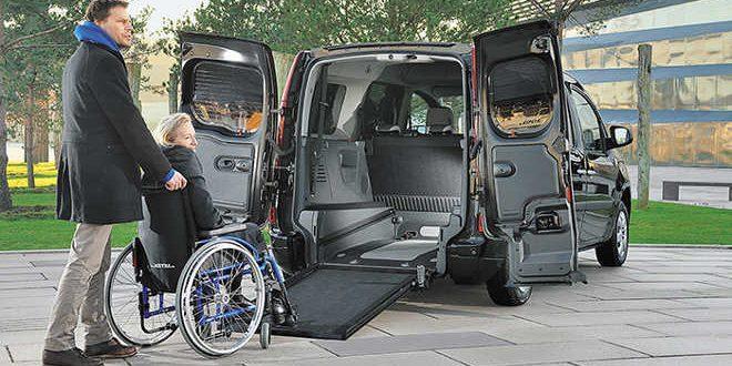 Vehículos adaptados para movilidad reducida