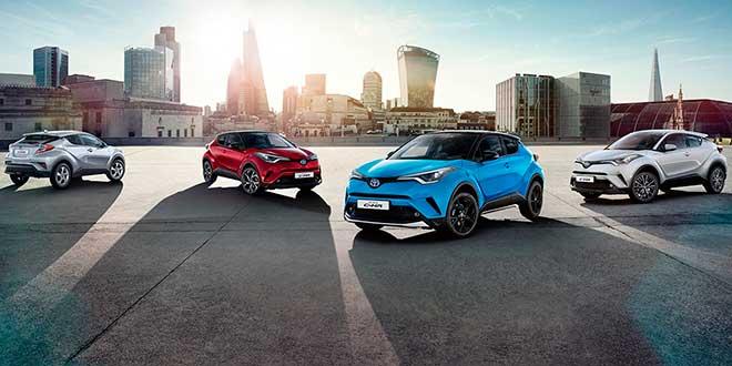 Toyota renueva su SUV híbrido C-HR actualizando equipamiento y estética