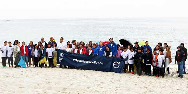 Volvo España llega a un acuerdo con la Fundación ECOMAR para limpiar residuos del litoral